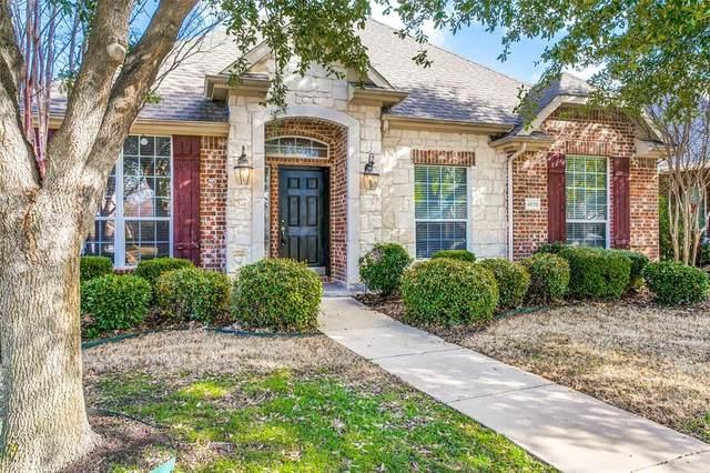 4678 Duval Drive, Frisco, TX 75034 (MLS #14280421) :: Ann Carr Real Estate