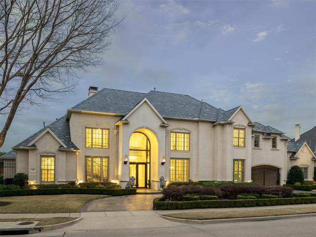 2604 Anders Lane, Plano, TX 75093 (MLS #14280435) :: The Mitchell Group