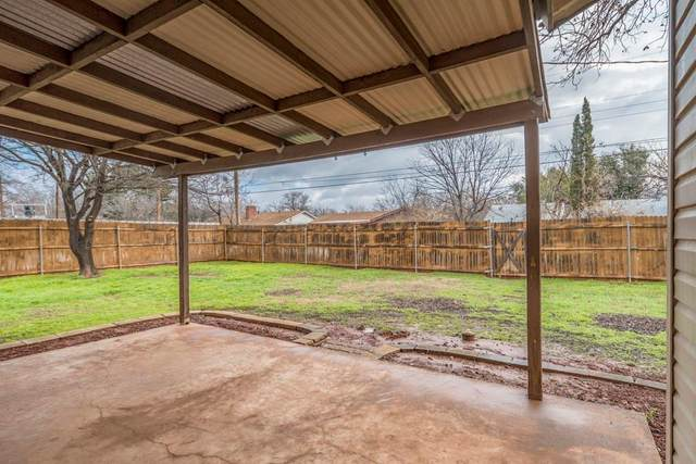 1837 N Willis Street, Abilene, TX 79603 (MLS #14280440) :: The Good Home Team