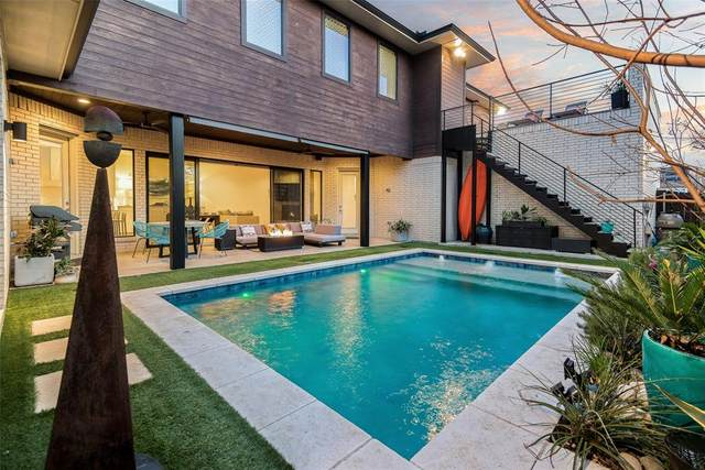 3827 Highgrove Drive, Dallas, TX 75220 (MLS #14280452) :: Caine Premier Properties