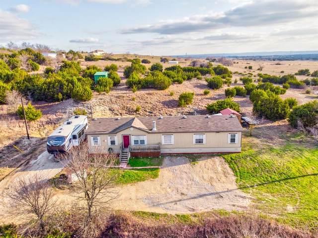 129 Denton Heights Lane, Weatherford, TX 76085 (MLS #14280457) :: RE/MAX Landmark