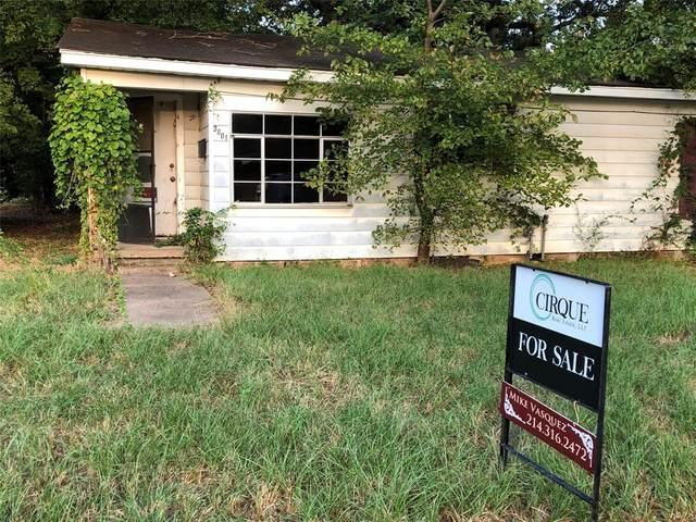 3801 Pine Street, Texarkana, TX 75503 (MLS #14280459) :: All Cities Realty