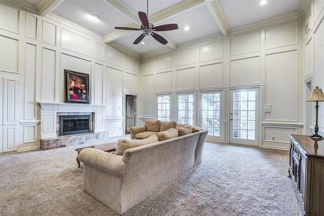 1305 Cottonwood Valley Circle S, Irving, TX 75038 (MLS #14280505) :: The Kimberly Davis Group