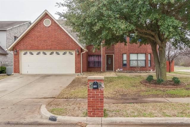 300 Kissimmee Drive, Arlington, TX 76002 (MLS #14280508) :: The Good Home Team