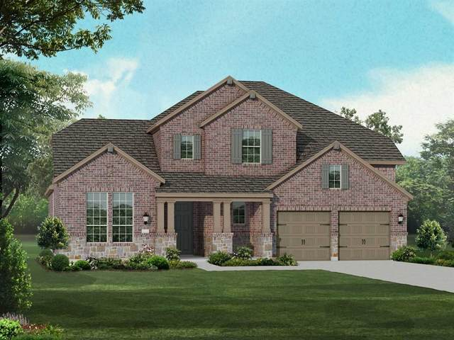 11608 Slumber Falls Drive, Flower Mound, TX 76226 (MLS #14280525) :: The Real Estate Station