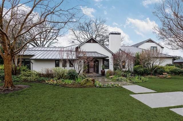 5214 Livingston Avenue, Dallas, TX 75209 (MLS #14280535) :: Vibrant Real Estate