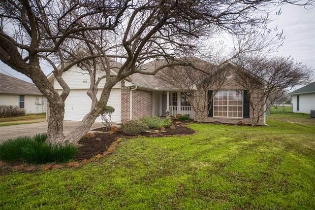 602 Matador Drive, Oak Point, TX 75068 (MLS #14280565) :: All Cities Realty
