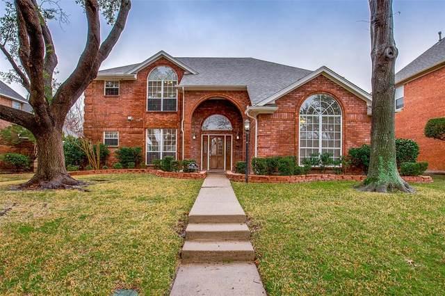 706 Amesbury Drive, Mesquite, TX 75150 (MLS #14280571) :: Caine Premier Properties