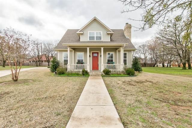 106 Dove Meadow Lane, Glen Rose, TX 76043 (MLS #14280618) :: The Chad Smith Team
