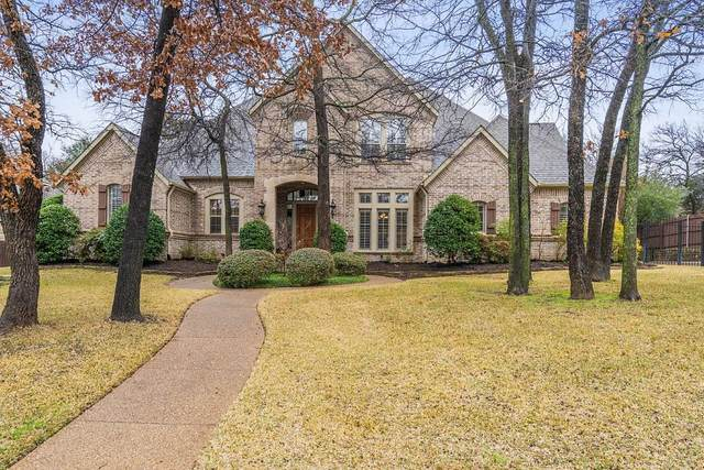 448 Marshall Road, Southlake, TX 76092 (MLS #14280644) :: All Cities Realty