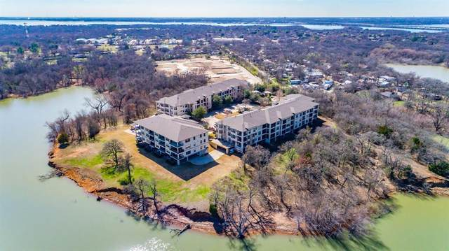 500 Waters Edge Drive #229, Lake Dallas, TX 75065 (MLS #14280654) :: All Cities Realty
