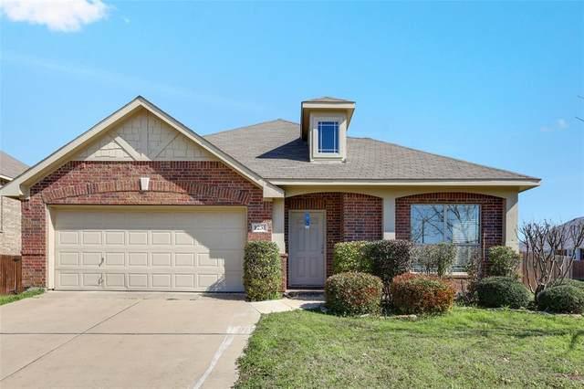 1231 Concho Trail, Mansfield, TX 76063 (MLS #14280655) :: NewHomePrograms.com LLC