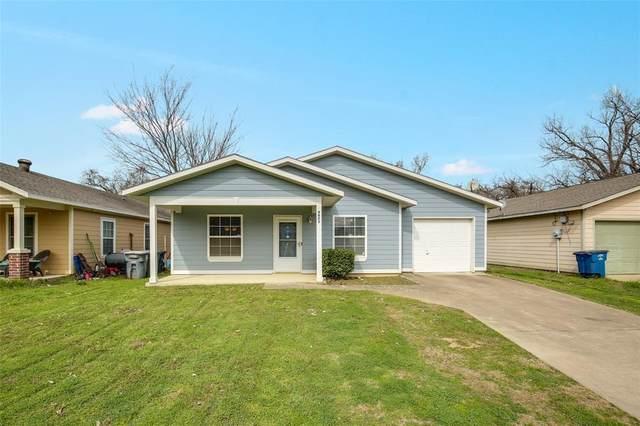 4823 Zealand Street, Dallas, TX 75216 (MLS #14280661) :: Vibrant Real Estate