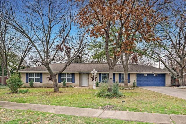 613 Thad Drive, Irving, TX 75061 (MLS #14280707) :: The Kimberly Davis Group