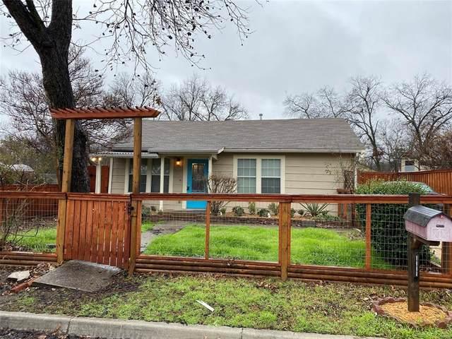 8309 Delmar Street, White Settlement, TX 76108 (MLS #14280710) :: Baldree Home Team