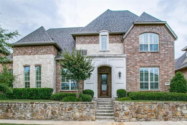 405 Monte Carlo Drive, Southlake, TX 76092 (MLS #14280714) :: All Cities Realty