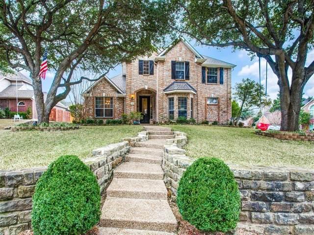 1902 Chapel Cove, Rowlett, TX 75088 (MLS #14280742) :: Vibrant Real Estate