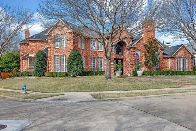 6429 Shady Oaks Lane, Plano, TX 75093 (MLS #14280790) :: Robbins Real Estate Group