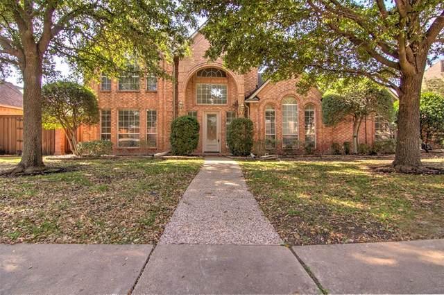 18032 Benchmark Drive, Dallas, TX 75252 (MLS #14280824) :: Team Tiller