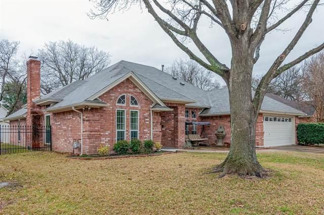 313 Eastwood Drive, Keller, TX 76248 (MLS #14280855) :: Frankie Arthur Real Estate