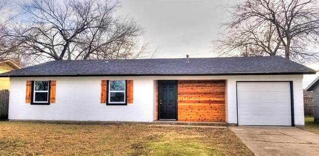 4901 Church Street, Greenville, TX 75401 (MLS #14280874) :: The Heyl Group at Keller Williams