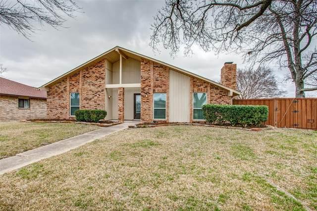 4501 Newcombe Drive, Plano, TX 75093 (MLS #14280878) :: Team Tiller