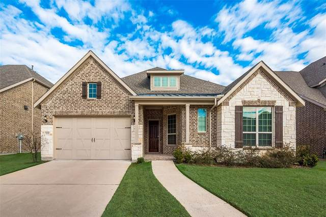 11128 Progreso Street, Frisco, TX 75035 (MLS #14280894) :: The Kimberly Davis Group