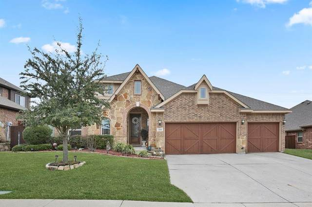 214 Lyndhurst Drive, Wylie, TX 75098 (MLS #14280900) :: Vibrant Real Estate