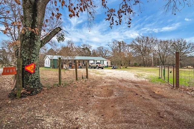 1485 Vz County Road 2143, Canton, TX 75103 (MLS #14280909) :: Keller Williams Realty
