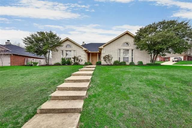 1305 Ridge Drive, Midlothian, TX 76065 (MLS #14280917) :: The Good Home Team