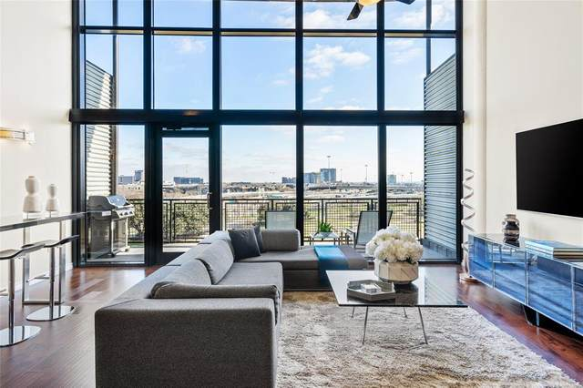 3110 Thomas Avenue #727, Dallas, TX 75204 (MLS #14280940) :: Vibrant Real Estate