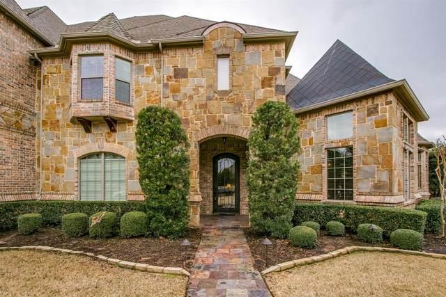 905 Chalet Court, Colleyville, TX 76034 (MLS #14280944) :: Century 21 Judge Fite Company