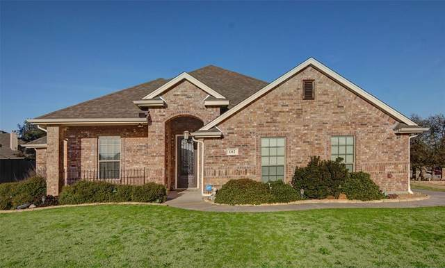 102 Crest Ridge Court, Weatherford, TX 76087 (MLS #14280970) :: The Chad Smith Team