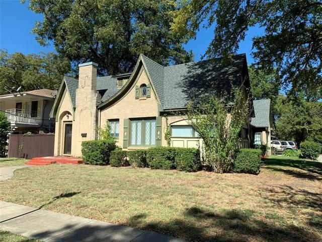 121 Hann Street, Denton, TX 76201 (MLS #14280985) :: The Mauelshagen Group