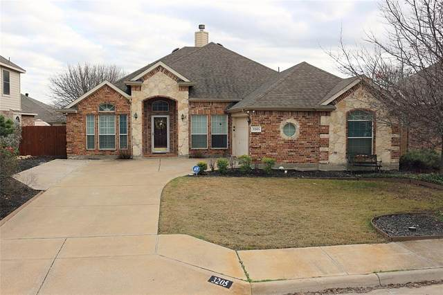 3205 Dalhart Drive, Fort Worth, TX 76179 (MLS #14280986) :: Baldree Home Team