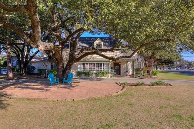 6325 Greenway Road, Fort Worth, TX 76116 (MLS #14280991) :: Team Tiller