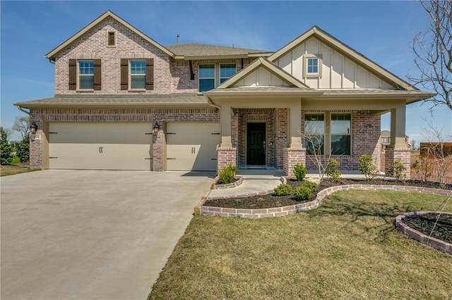 1604 Seminole Drive, Forney, TX 75126 (MLS #14280995) :: RE/MAX Landmark