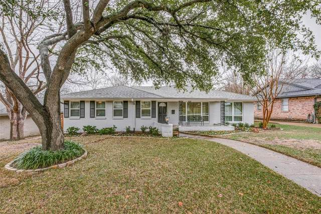 9910 Lanshire Drive, Dallas, TX 75238 (MLS #14281010) :: Potts Realty Group