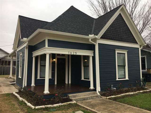 1625 S Henderson Street, Fort Worth, TX 76104 (MLS #14281023) :: Caine Premier Properties