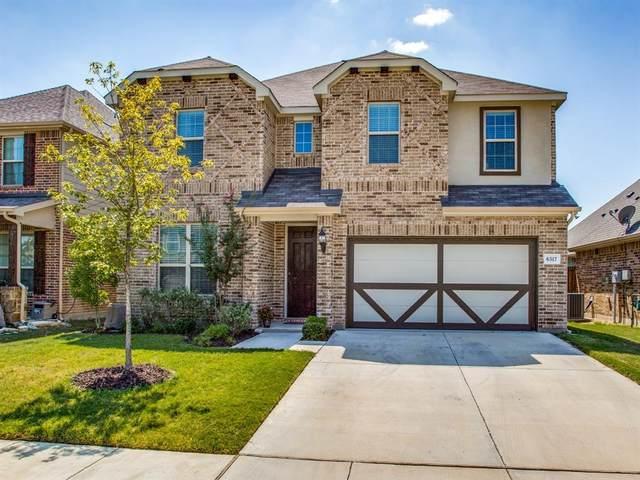 6317 Roaring Creek, Denton, TX 76226 (MLS #14281054) :: North Texas Team | RE/MAX Lifestyle Property