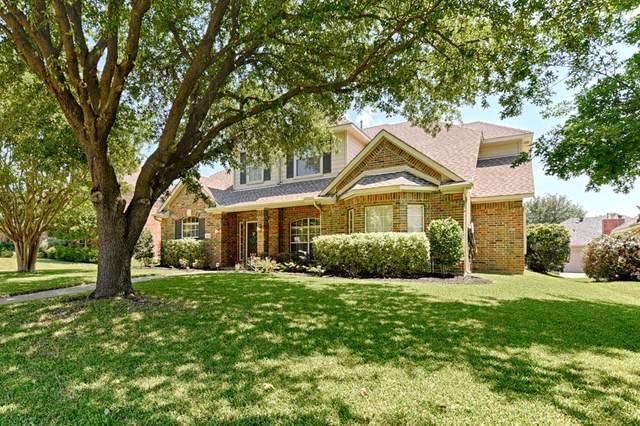 103 Tiburon Court, Allen, TX 75013 (MLS #14281092) :: The Kimberly Davis Group