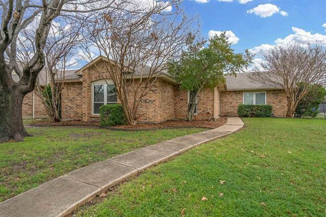 6841 Fryer Street, The Colony, TX 75056 (MLS #14281179) :: Vibrant Real Estate