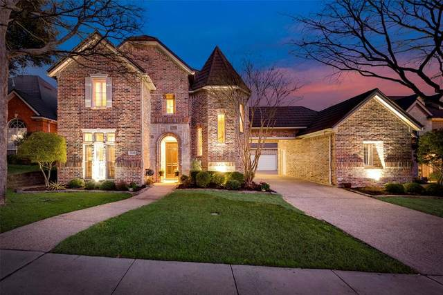4660 Biltmoore Drive, Frisco, TX 75034 (MLS #14281193) :: RE/MAX Landmark