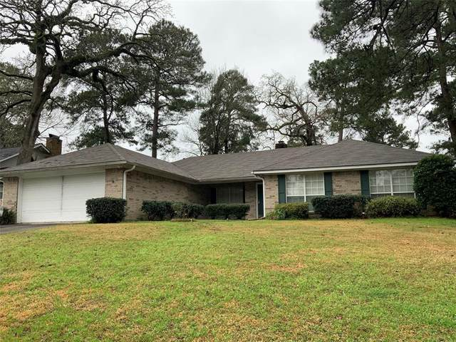 520 Augusta Drive, Lufkin, TX 75901 (MLS #14281200) :: All Cities Realty