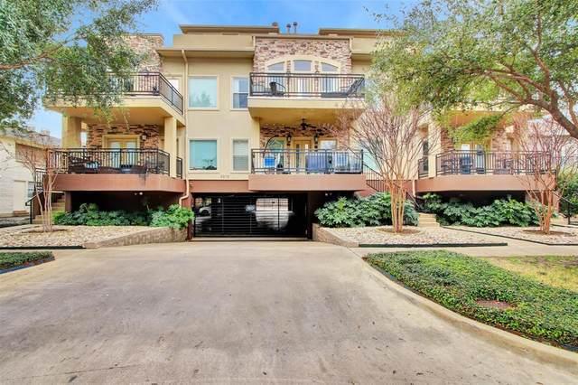 4319 Bowser Avenue #201, Dallas, TX 75219 (MLS #14281203) :: EXIT Realty Elite