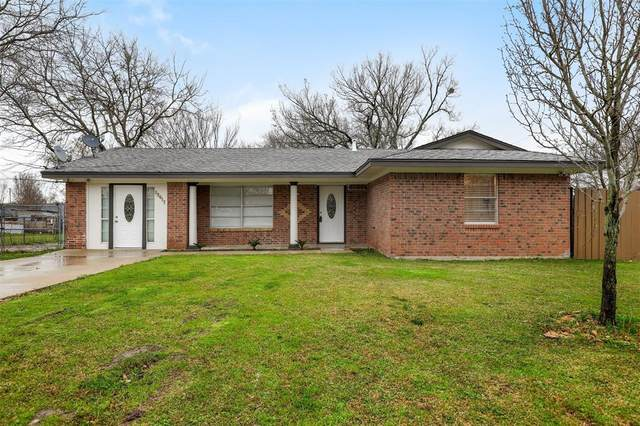 12015 Maple Street, Terrell, TX 75160 (MLS #14281206) :: The Kimberly Davis Group