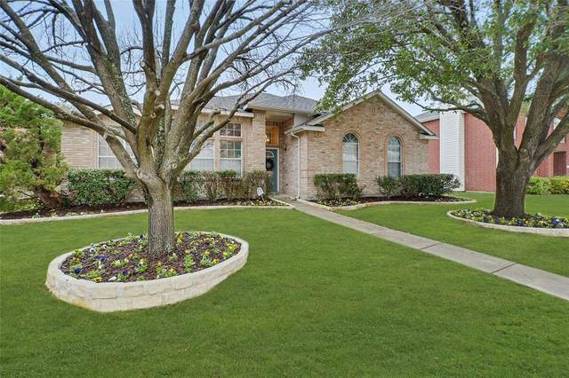1523 Rivercrest Boulevard, Allen, TX 75002 (MLS #14281227) :: Lynn Wilson with Keller Williams DFW/Southlake