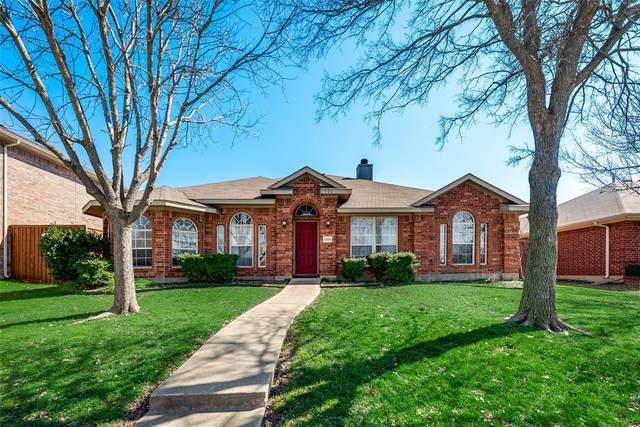 1306 Bethany Creek Boulevard, Allen, TX 75002 (MLS #14281255) :: All Cities Realty