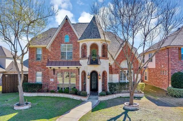 1612 Ponderosa Drive, Allen, TX 75002 (MLS #14281269) :: All Cities Realty