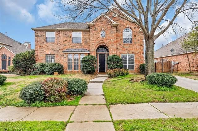 1216 Clark Springs Drive, Keller, TX 76248 (MLS #14281271) :: North Texas Team | RE/MAX Lifestyle Property